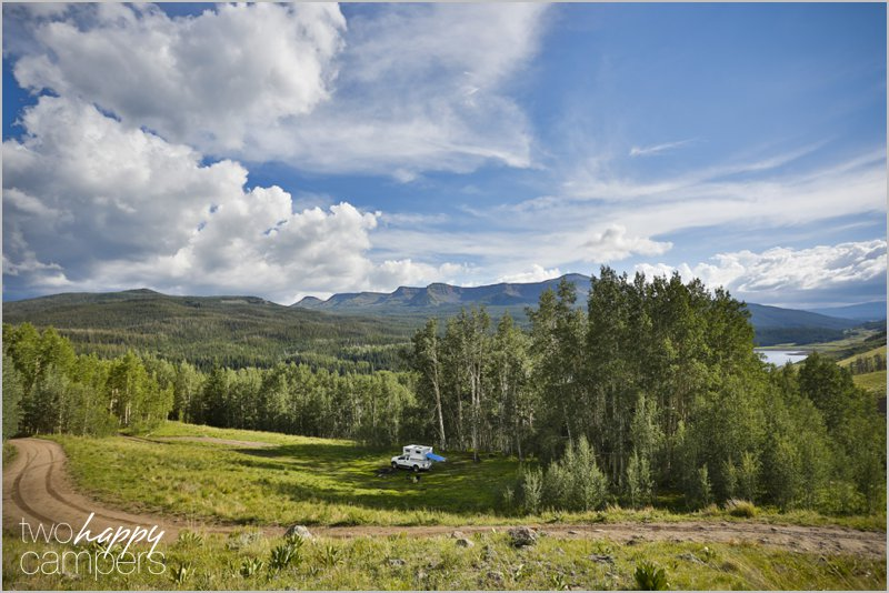 A mid-week getaway to the Flat Tops Wilderness