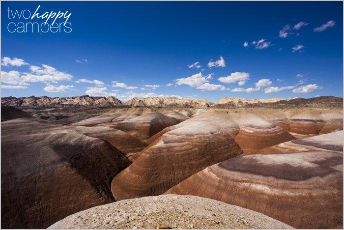 Exploring Utah's BLM lands: Wild Horse Rd.