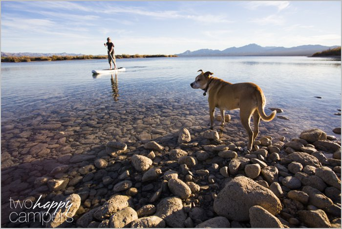 Four perfect days on Lake Mohave