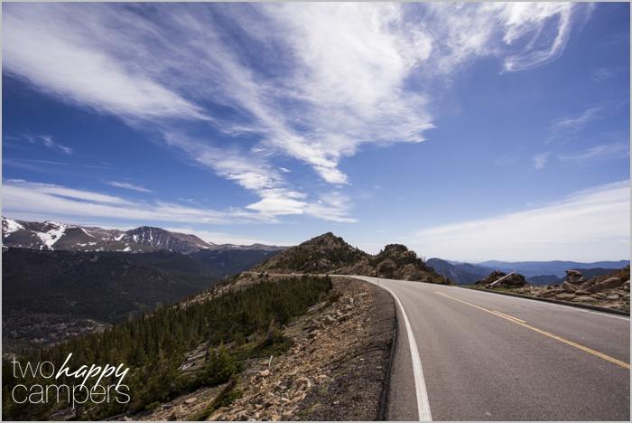Scenic Drive: Trail Ridge Road