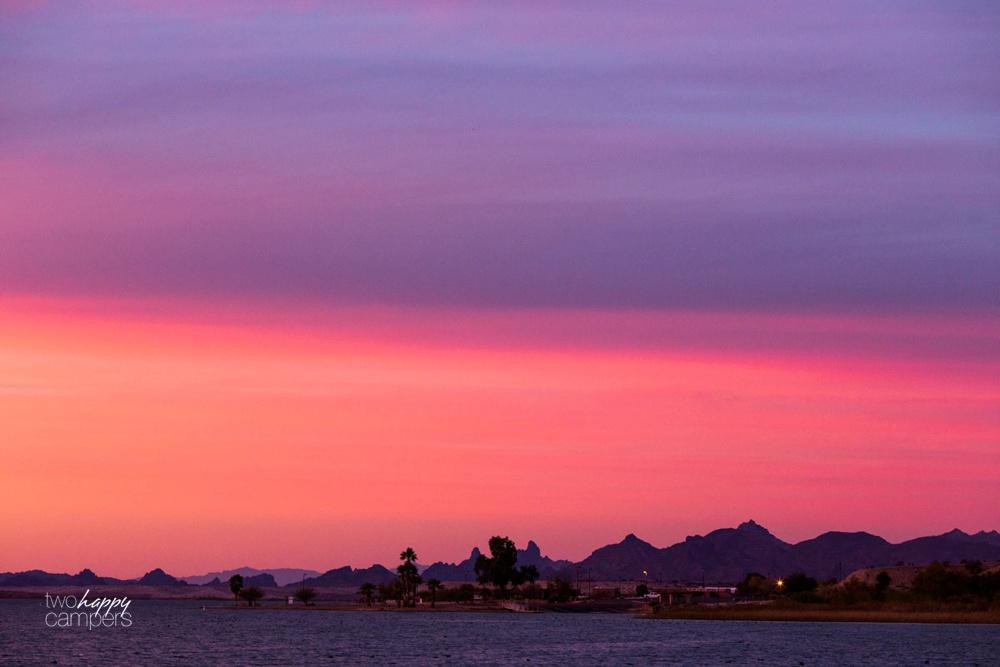 Arizona sunset photography