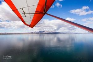 weight shift control trike flight