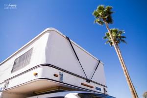 pop-up truck camper mod