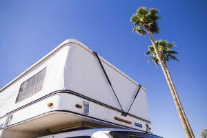 four wheel camper lift assist struts