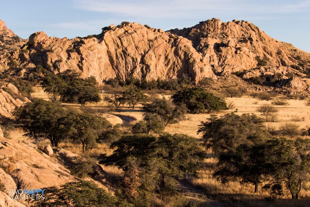 6 days of boondocking bliss in the Arizona wilderness