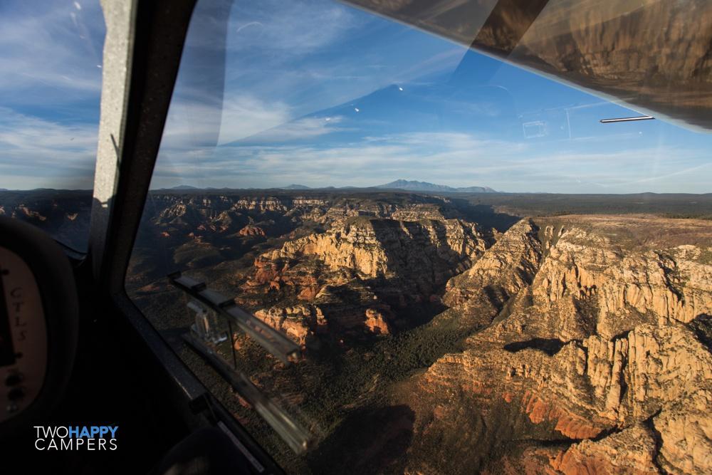 Returning to (and flying around) Cottonwood, AZ